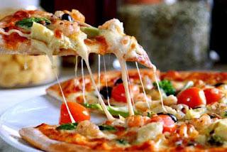 Resep cara membuat pizza enak
