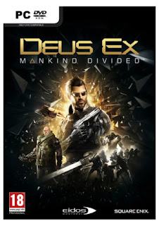 Deus EX Mankind Divided PC Game direct game download