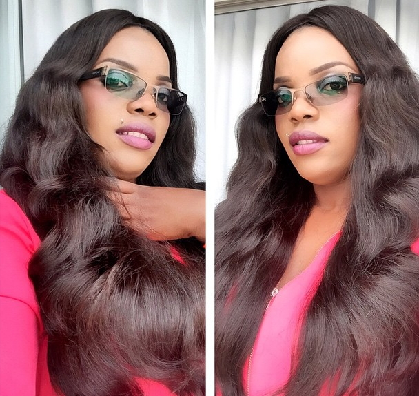 empress njamah eyes problem