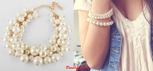 trend perhiasan mutiara