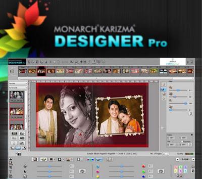 Karizma Album Designer Pro