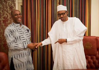 Amaechi and Buhari