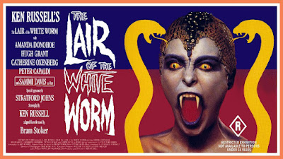 lair of the white worm similar movies