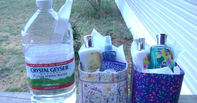 Eco Friendly Freckles Upcycle One Gallon Water Bottles