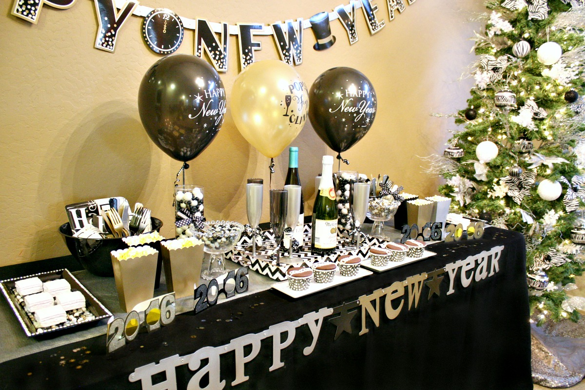 years eve party - HD 1200×800
