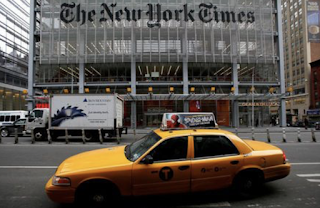 New York Times' Digital Push Gains Momentum, Shares Jump
