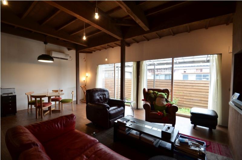 Reforma de una casa en Kanazawa - Yasuhito Inamori / KELUN