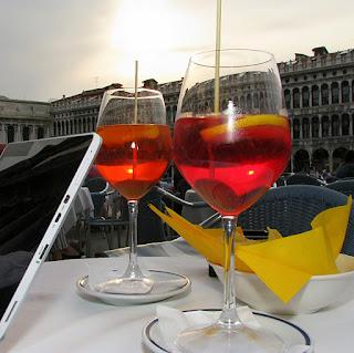Spritz - Caffè Aurora, Piazza San Marco