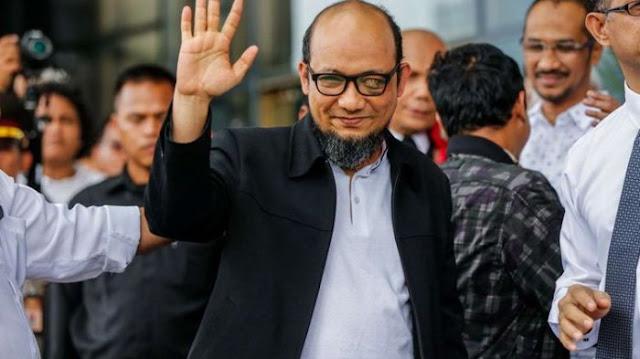 Ungkap Kasus Novel Baswedan, Kapolri Bentuk Tim Gabungan Bersama Pakar dan KPK