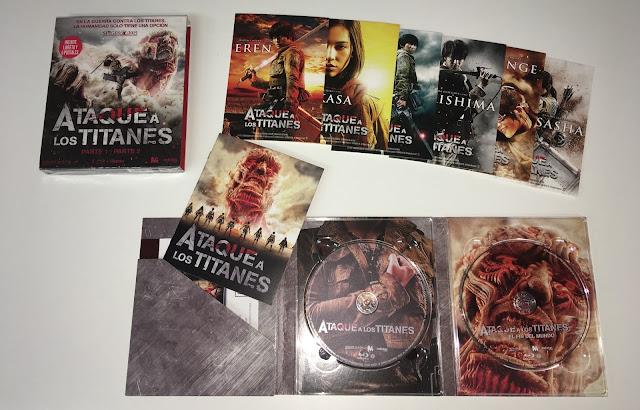 Concurso 'Ataque a los Titanes': Tenemos Blu-rays para vosotros