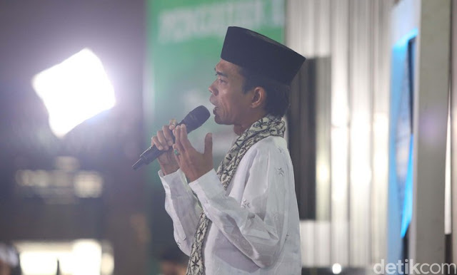 Ustaz Somad Ingatkan Umat Harus Bersatu Meski Beda Ormas