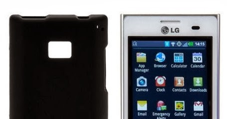 TracFone LG Optimus Dynamic Android Phone Now Available fon QVC for