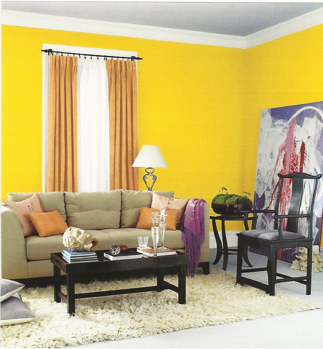 Arquitectura, Decoracion Y Mas: Amarillo