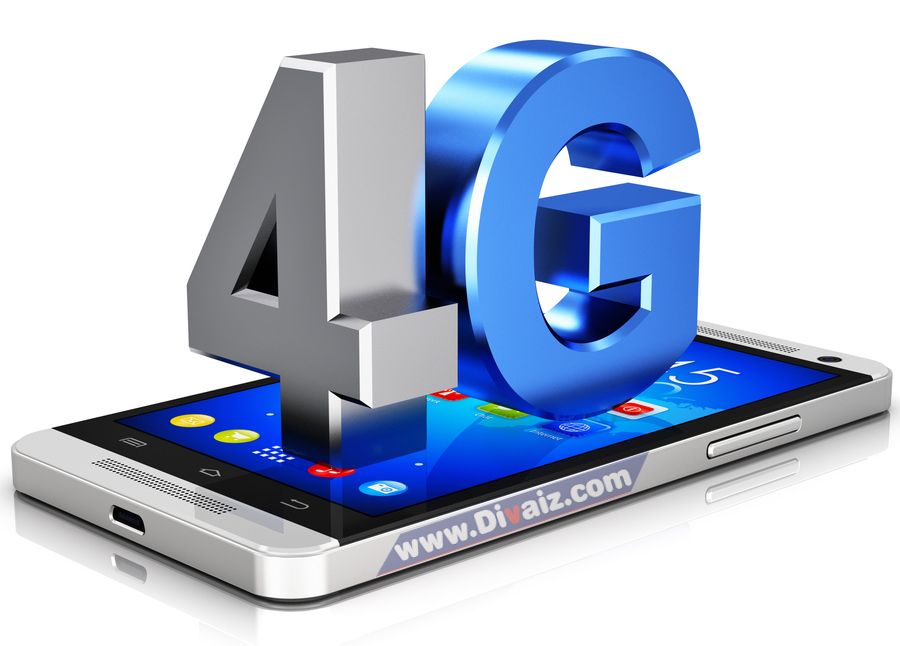 Cara Merubah Jaringan 3G ke 4G LTE - www.divaizz.com