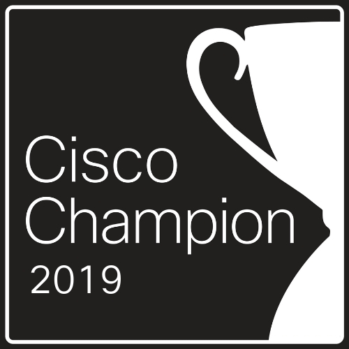 Cisco Champion 2019