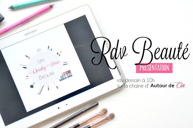 RDV Beauté: la genèse du projet + FAQ vidéo