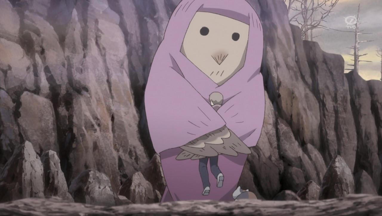 Screen z Natsume Yuujinchou Go