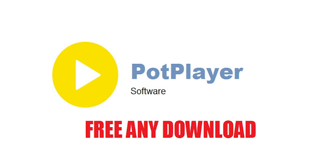 Free any download potplayer.