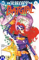DC Renascimento: Batgirl #6