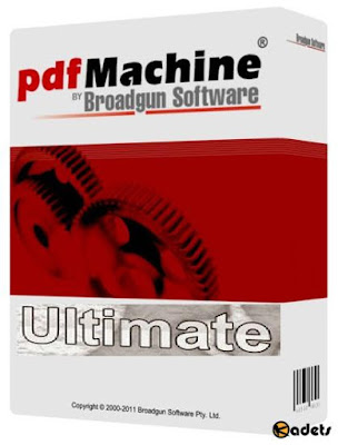 The Ultimate pdfMachine
