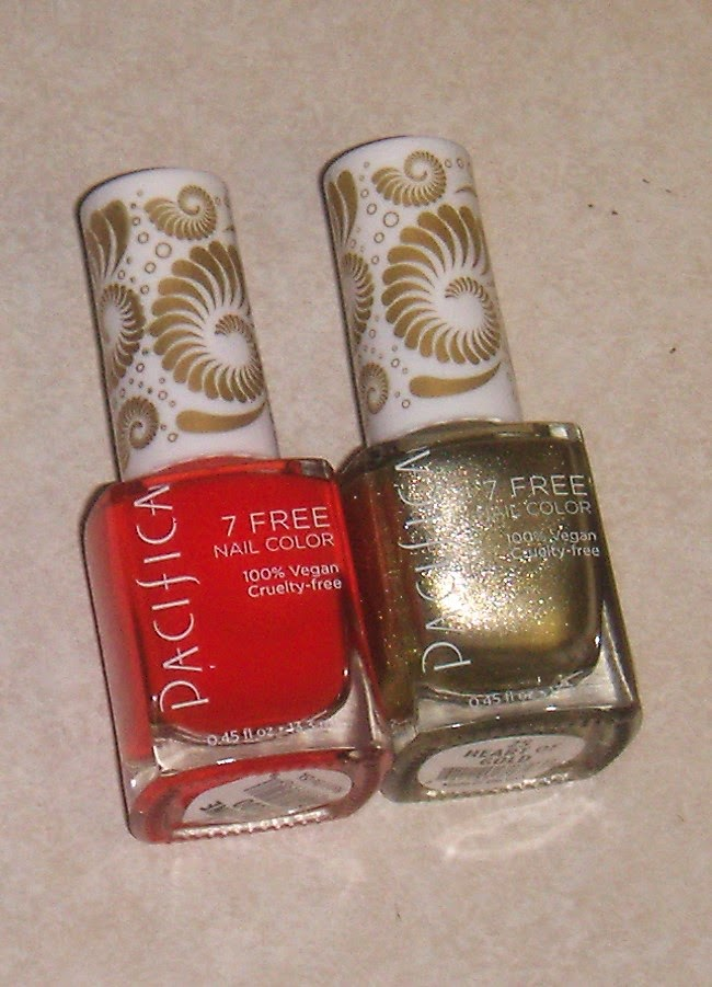 Mommie Of 2: Pacifica 7 Free Nail Polish Review