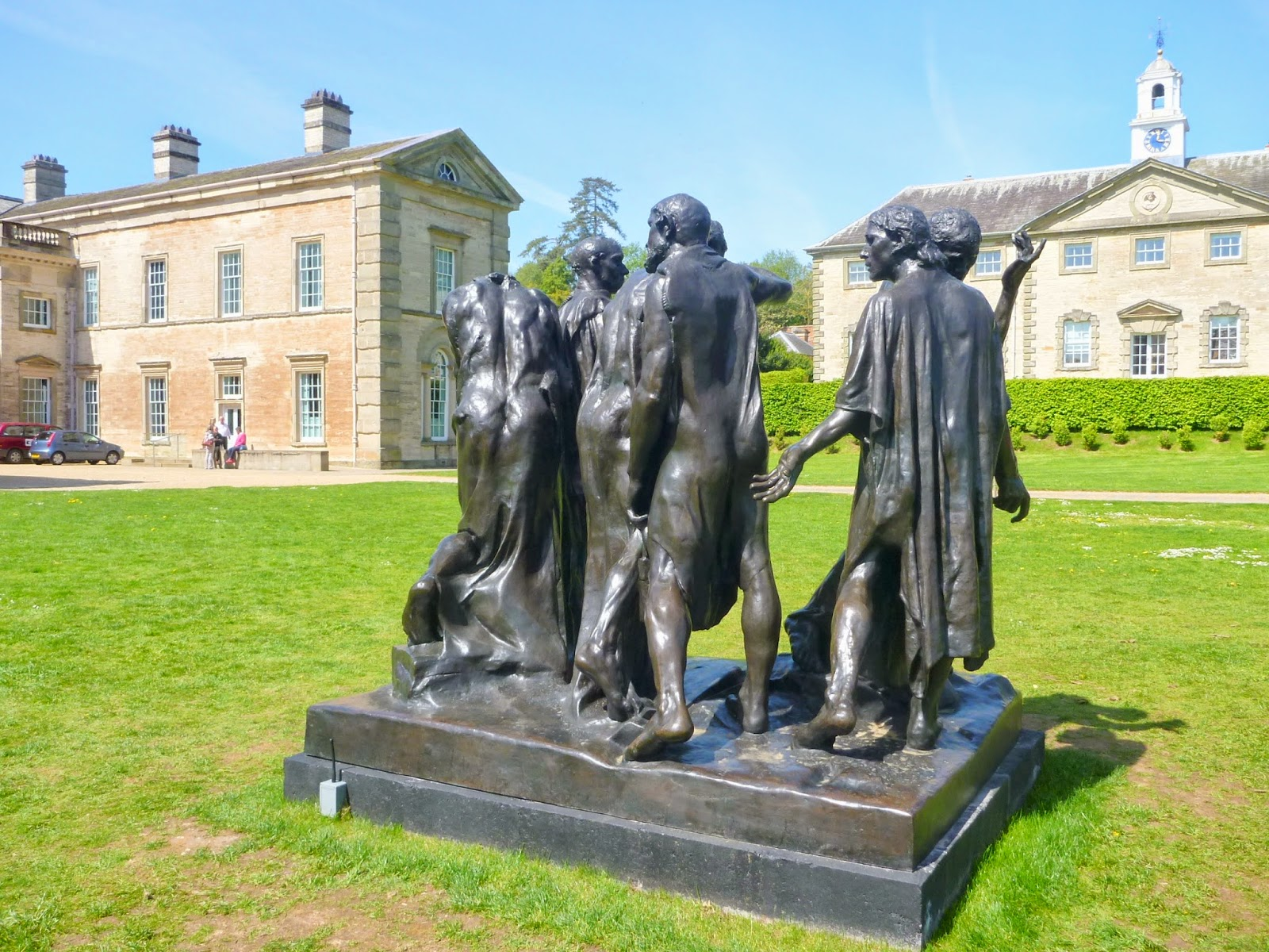 Compton Verney to open Moore Rodin exhibition on 10th