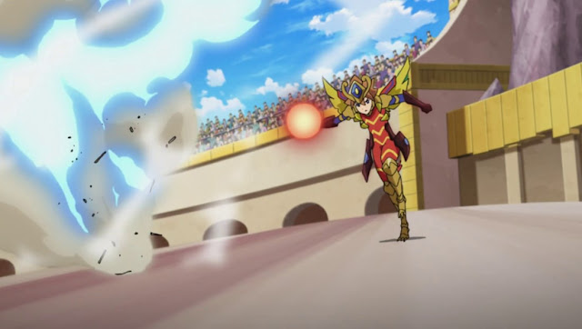 Puzzle & Dragons Cross Episode 37 Subtitle Indonesia