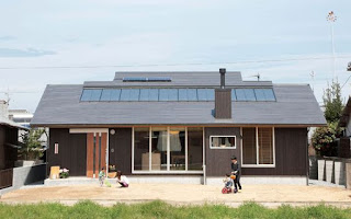 แบบบ้านชั้นเดียวสไตล์ญี่ปุ่น