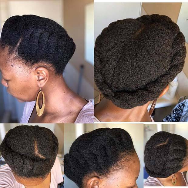 22 Awesome Natural Braids Hairstyles You May Try Anywhere Styleuki