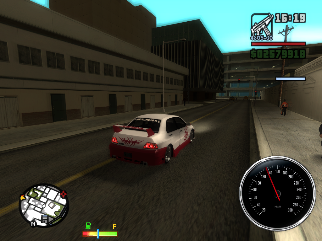 GTA San Andreas Tokyo Drift Full PC Game Free Download