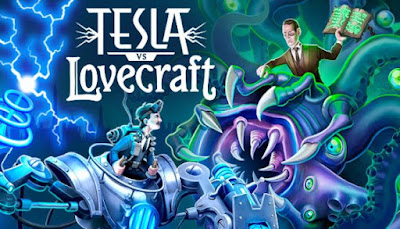 Tesla vs Lovecraft Apk + Data For Android (paid)
