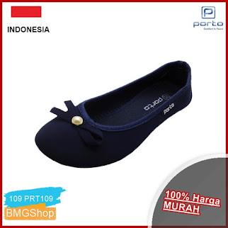 PRT109 Sepatu Porto Perempuan Flat Shoes BMGShop