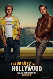 Once Upon a Time in Hollywood - Poster & Trailer