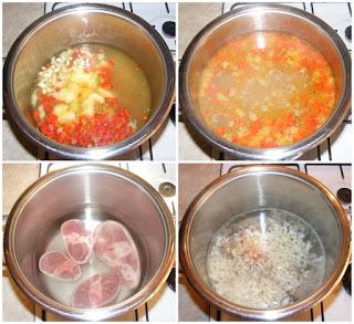 preparare ciorba de porc, retete ciorba, reteta ciorba, retete cu porc, preparate din porc, retete culinare,