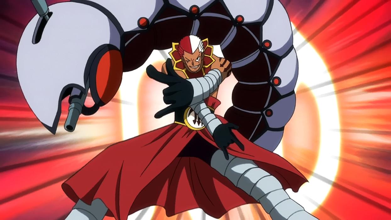 Fairy Tail é vida!!!: Espíritos Estelares