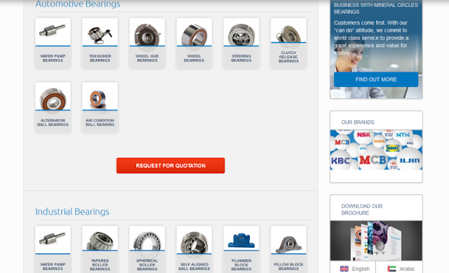 trusted manufacturer and supplier of ball bearings