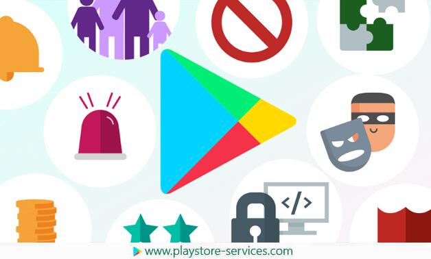 هذه قائمة بأهم بأفضل 10 مميزات متجر Google Play