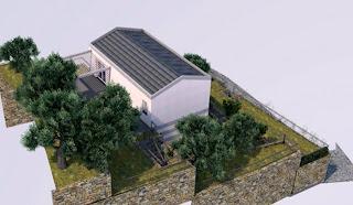 villa imperia in costruzione