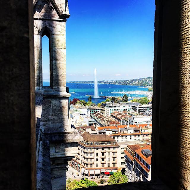 A trip to Geneva