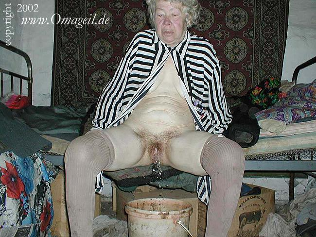 Vids old granny 27 Naughty