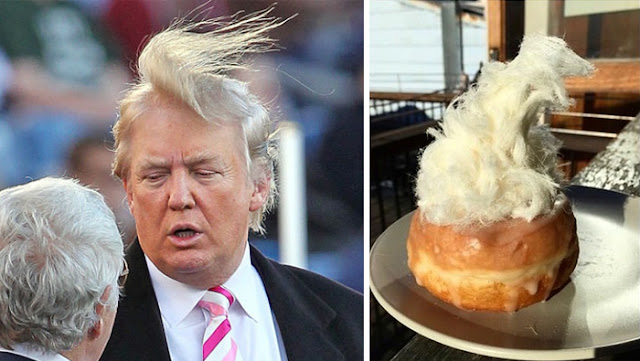 Donald Trump imagen chistosa