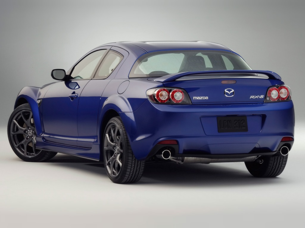 Audi Sport Cars: Mazda Rx8 Cars Information Gallery