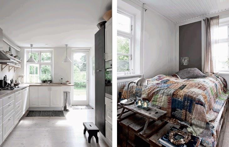 Rustic Home on Danish Farm - Amazing Apartment Interior ...