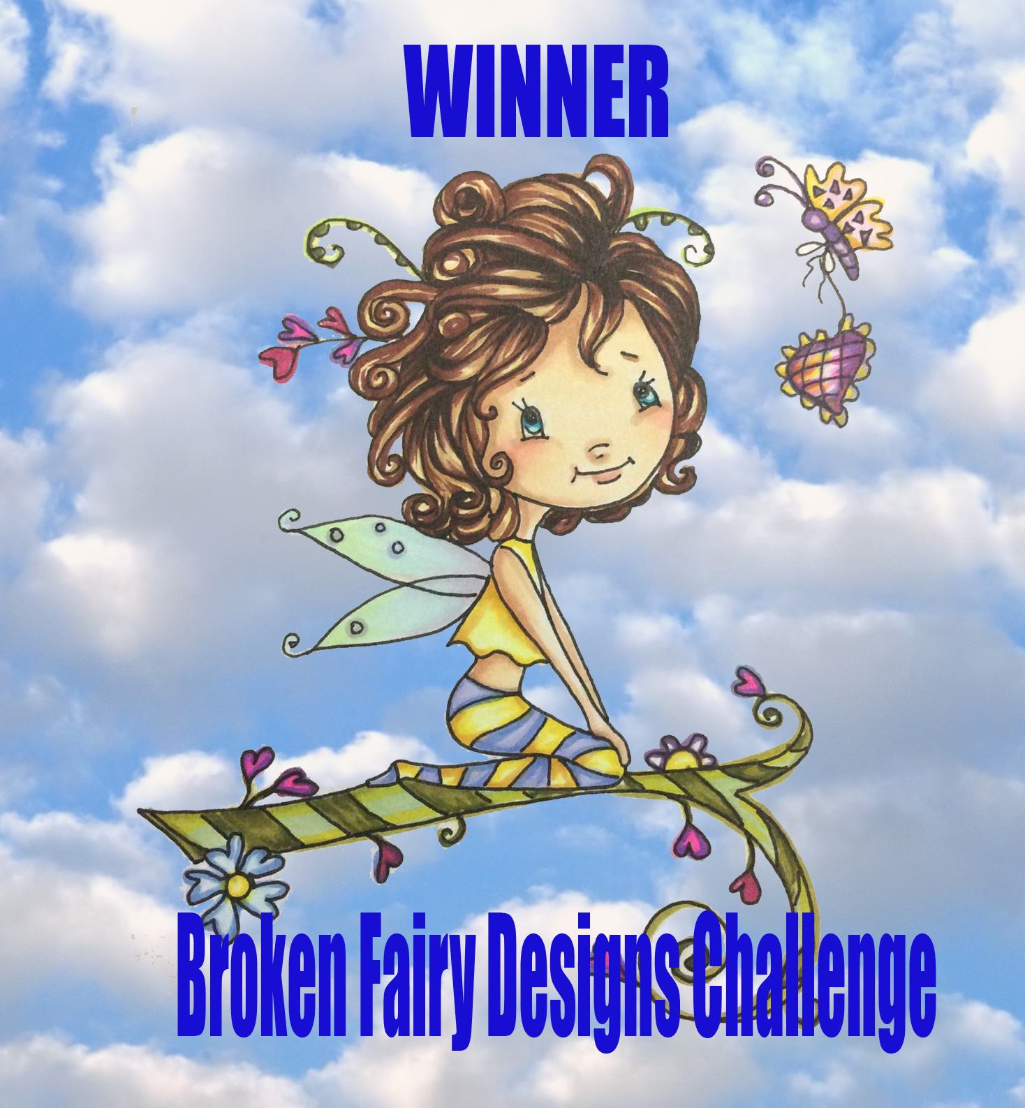 Broken Fairy Designs Winner