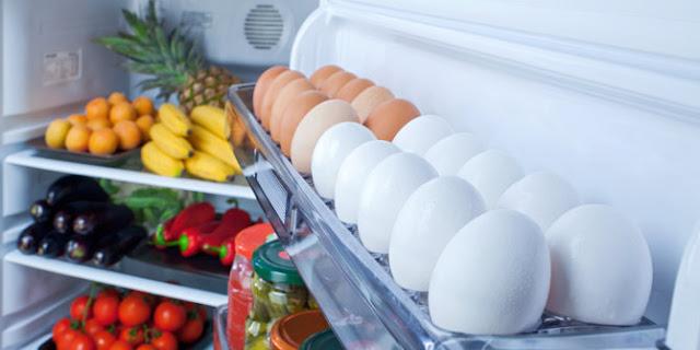 Benarkah Bahaya Menyimpan Telur di Kulkas? Bisa ia Bisa Tidak