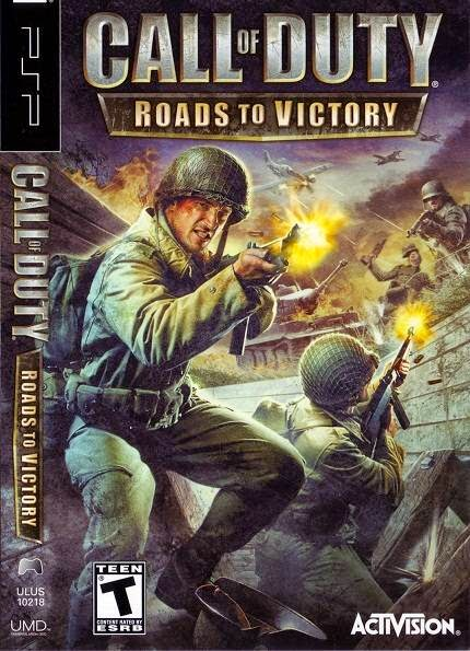 Call of Duty - Roads to Victory (USA) ISO Download