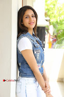 Telugu Actress Lavanya Tripathi Latest Pos in Denim Jeans and Jacket  0087.JPG