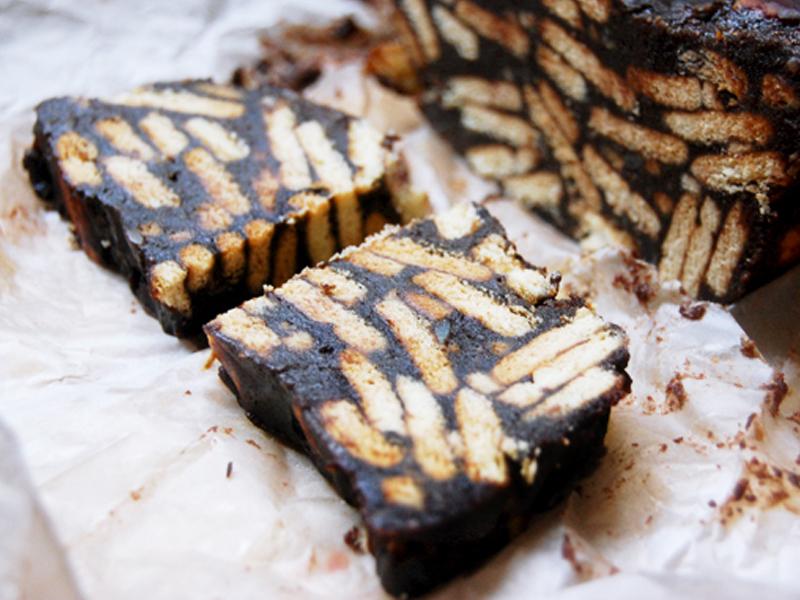 #FoodWritingChallenge - Day 2: Kek Batik resepi kegemaran dari zaman kanak-kanak