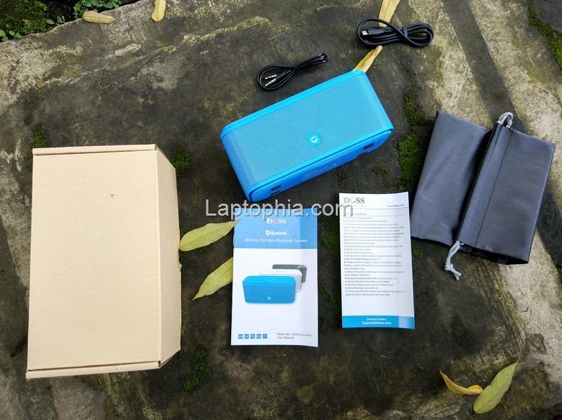 Paket Pembelian Doss Soundbox Touch