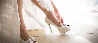 Sepatu Yang Tepat Untuk Pernikahan